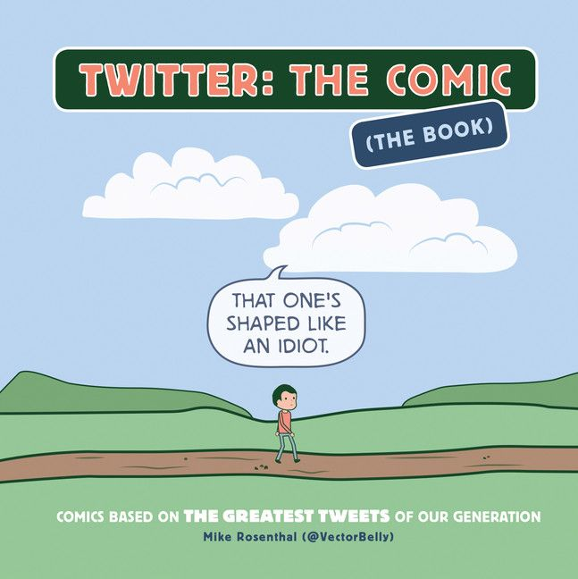 From a simple, brilliant premise--to create comics from the weirdest and funniest tweets around--artist Mike Rosenthal (@VectorBelly) has crafted a hilariously surreal world that has attracted over a million followers to his blog Twitter: The Comic. Each carefully curated tweet delivers concentrated humor in the language of the Internet, reproduced in the comics with typos and all.