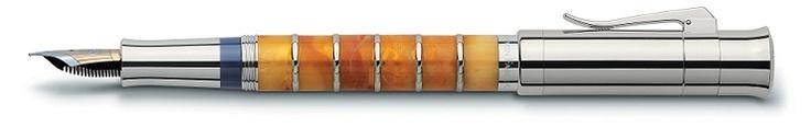 Graf von Faber Castell - Yılın Kalemi 2004: kehribar