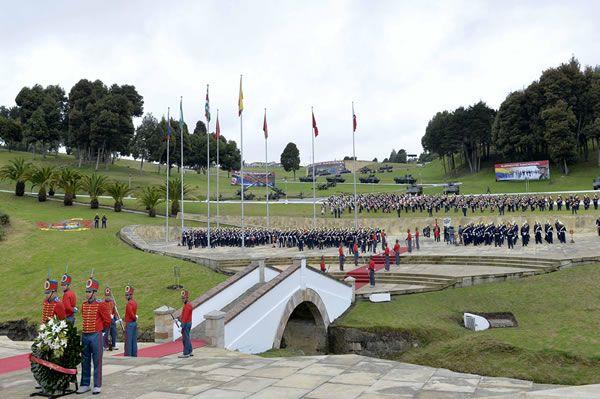 El Ejército conmemora el aniversario 195 de la Batalla de Boyacá - 7 de Agosto - Especiales - Colombia.com