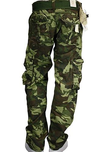 Jordan Craig Camo Cargo Pants Slim Fit Olive - Brown ...