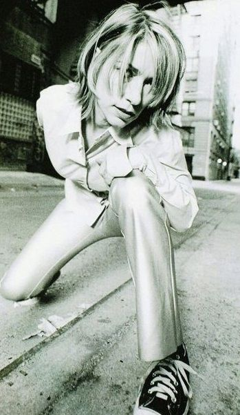 never met her KIM GORDON                                                                                                                                                                                 More