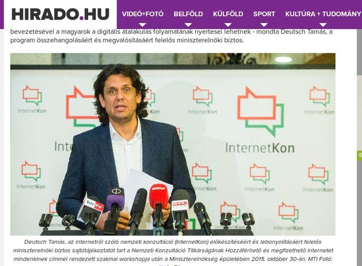 The Hungarian Internet Expert