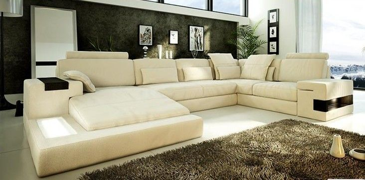 Find More Living Room Sofas Information about modern furniture sofa set leather sofa corner sofa home furniture sofa  living room sofa set white color sofa,High Quality sofa set for office,China sofa parts Suppliers, Cheap sofa cheap from NANXI HOME FURNITURE on Aliexpress.com