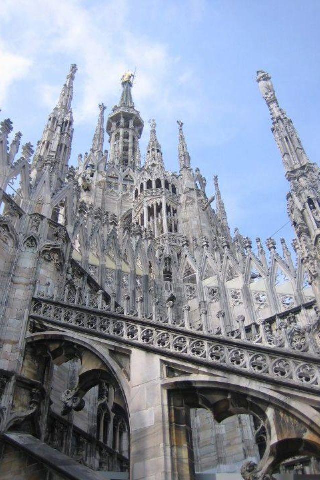 Duomo Milan Italia <3