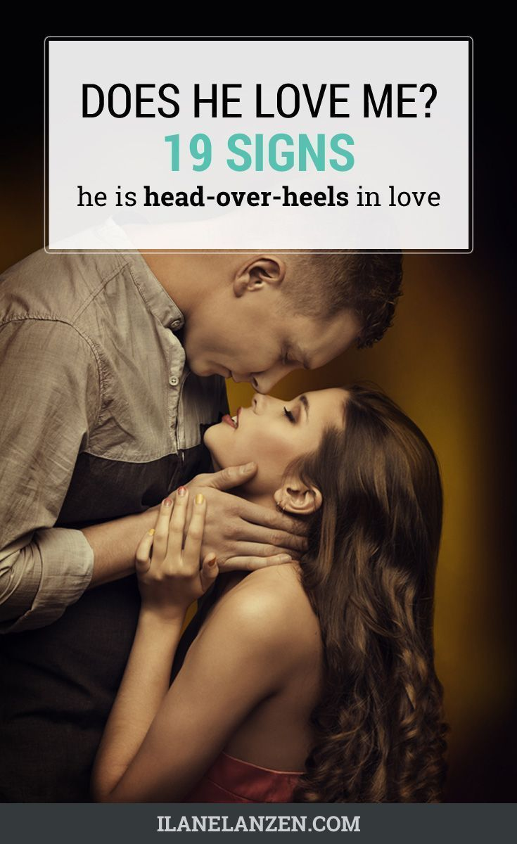 Yes, you have a great time together. And, yes, you think you love him. But, when you find yourself asking, Does he love me? too often, you may start to put a damper on all the fun you are having together by worrying and questioning his every move.