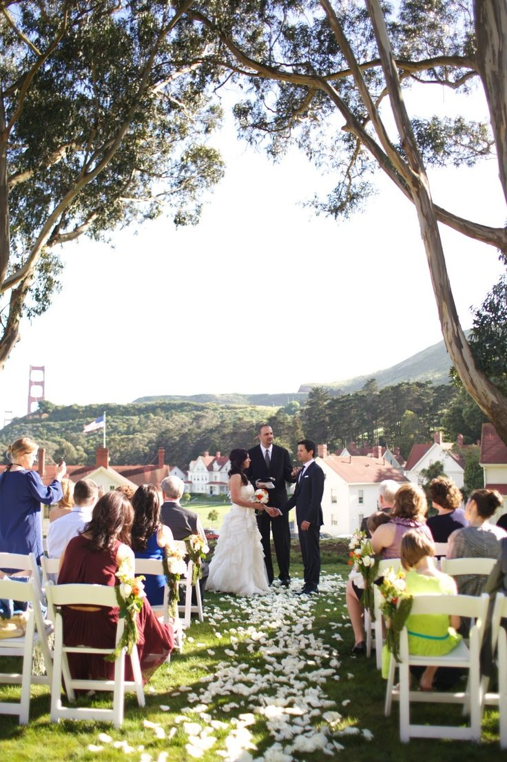 small intimate weddings southern california%0A Intimate Cavallo Point Wedding