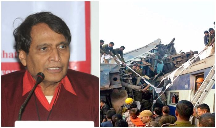 18 sabotage attempts in 40 days on Indian Railways - Rail minister expresses serious concern   In the first 40 days of 2017 the Indian Railways has witnessed disruption attempts by placing boulders concrete slab stone slab or rail pieces on tracks across the country from Lucknow division Mumbai Waltair Allahabad and Malda.  The Indian Railways has witnessed an exceptional jump in sabotage cases with around 18 incidents reported in the last 40 days of 2017. The incidents to disrupt train…