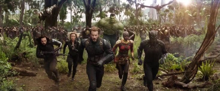 Avengers Infinity War (2018) YES!
