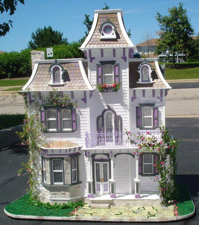 Greenleaf Beacon Hill Dollhouse Exterior Miniatures Pinterest Colors Paint And Beacon