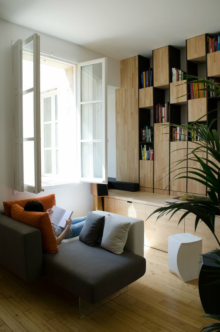 Appartement M, Bordeaux, 2014