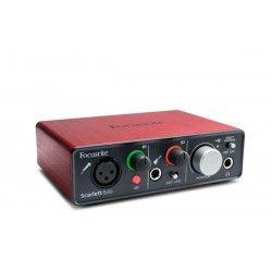 Focusrite Scarlett-Solo Audio Interface (http://www.djcity.com.au/focusrite-scarlett-solo-usb-audio-interface)