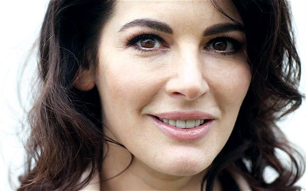 Nigella Lucy Lawson (born 6 January 1960) reveals the secret of her slender new figure 1 April 2012