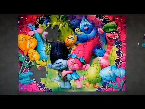 Trolls Jigsaw Puzzle Game | Juegos de rompecabezas | Rompecabezas De Trolls | пазл  | quebra-cabeça