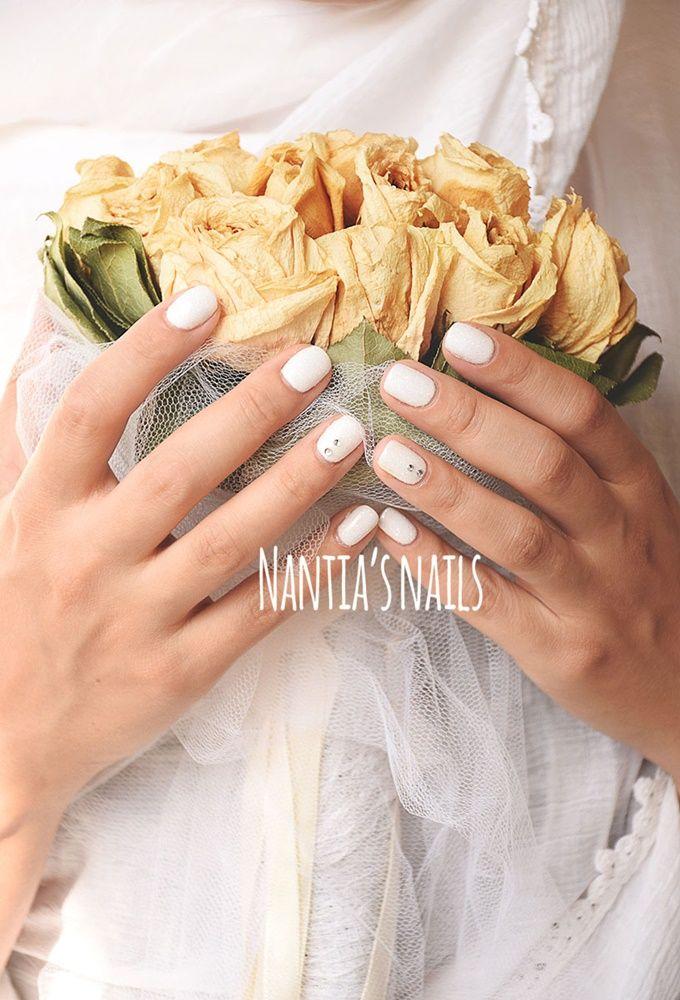 Νυφικό Μανικιούρ Nantia's Nails