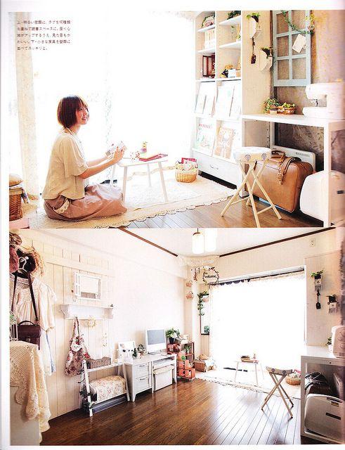 Mori Girl Home