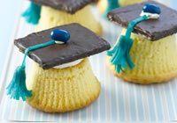 Menu pour la fête de remise des diplômes
