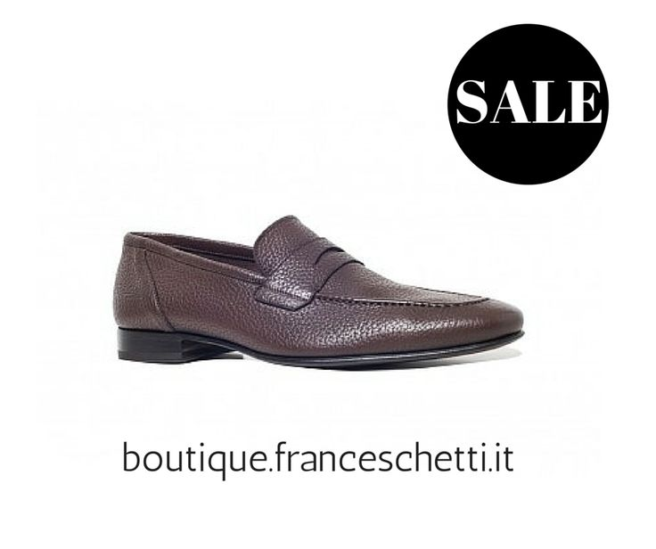 Loafers Cesena on sale only for you! #franceschetti #franceschettishoes #madeinitaly #summersale #sale #ss15