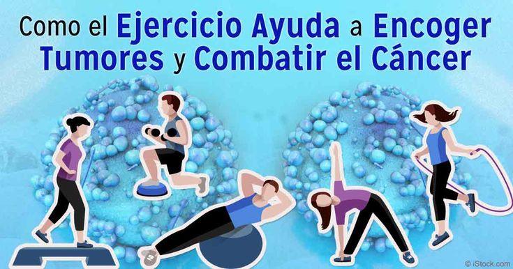 El ejercicio es un componente importante de la prevención del cáncer; disminuye el riesgo de recurrencia de cáncer.  http://ejercicios.mercola.com/sitios/ejercicios/archivo/2016/03/04/el-ejercicio-para-prevenir-el-cancer.aspx