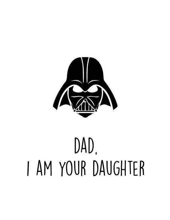 Funny Card for Dad Fathers Day Card Dad I Am by TheSourPeach