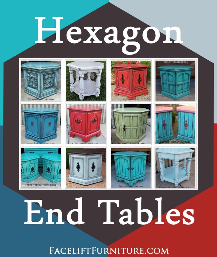 Of all the vintage furniture I refinish, hexagon end tables are my favorite. Prior to refinishing, I find these dated pieces among those I would not want in my home. Yet when painted, glazed, and distressed, they take on a whole new life. They have a renewed charm that adds great character to a living …