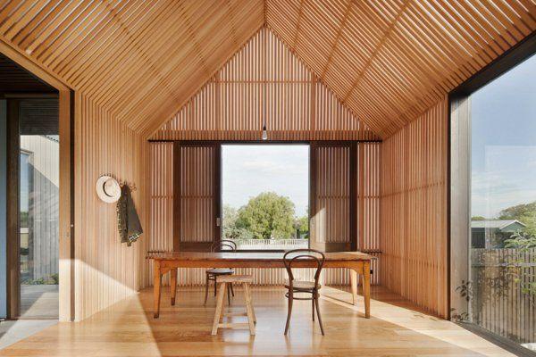 Vive la maison en bois - elle est économique, écologique, durable et ...