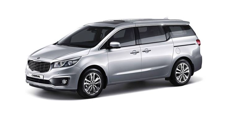Third Generation Kia Carnival