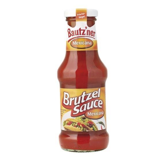 Bautzner Brutzel Sauce Mexicana (250 ml)