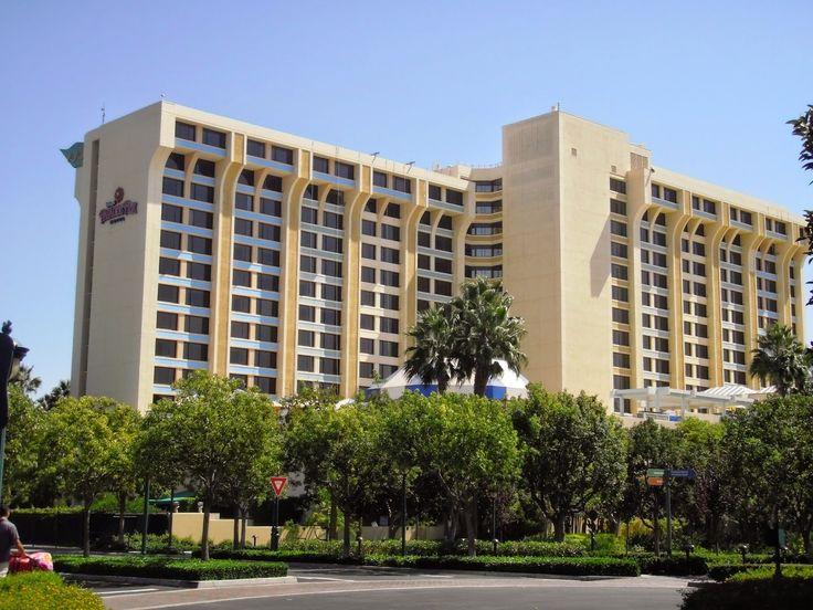 Hotel: Disney's Paradise Pier Hotel – Anaheim, Californië