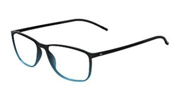88e0c95f551b Silhouette Eyeglasses SPX Illusion Fullrim 2888 6057 Green Blue  2888-6057-55mm Review