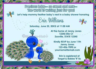 about peacock baby shower on pinterest peacocks themed baby showers