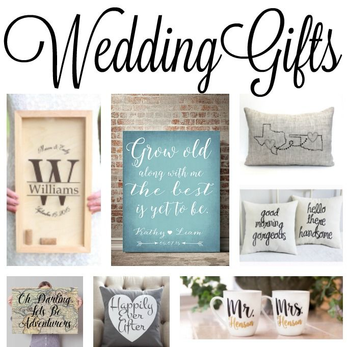 Great Wedding Gifts Ideas: Unusual Wedding Gifts