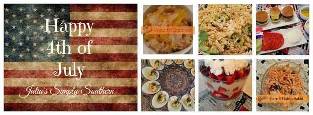southern 4th of july food