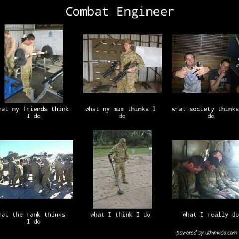 Combat engineer I never was sleep so I don't think that's ...   480 x 480 jpeg 83kB