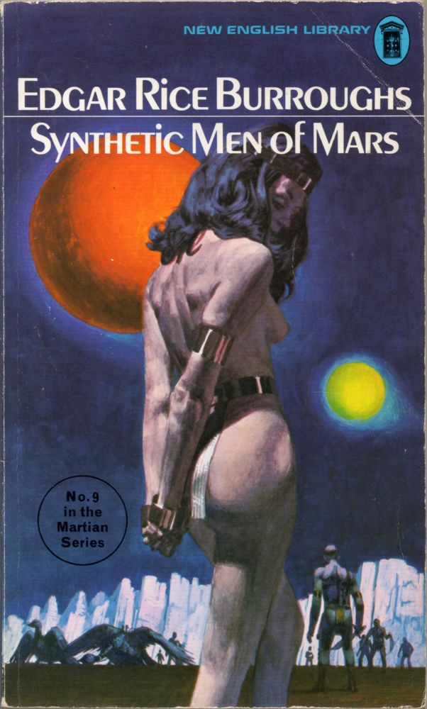 Synthetic Men of Mars (I think she needs a real man.) JK