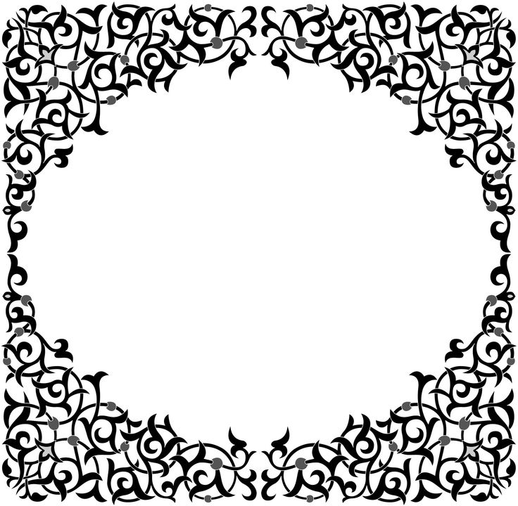 42-Arabesque (Islamic Art)