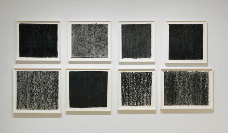 "Shows That Matter: Richard Serra's ""Ramble Drawings"""