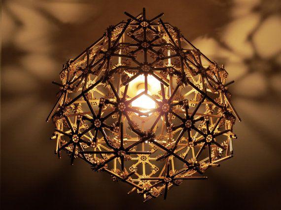 K'NEX Steampunk Light - Gold