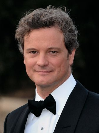 Colin Andrew Firth born 10 September 1960 Grayshott, Hampshire, England