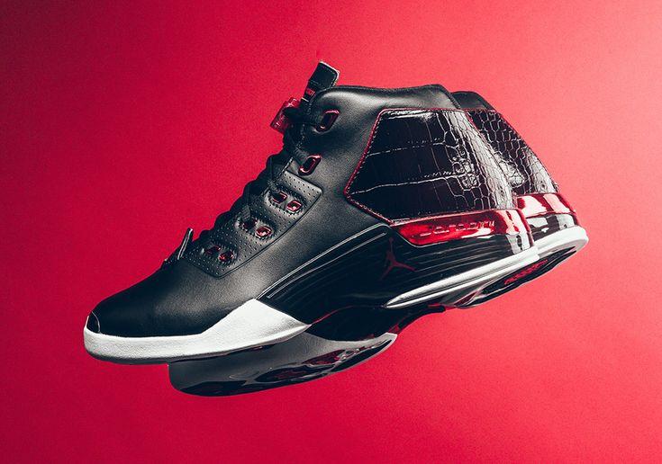 Jordan Brand Gives The Luxurious Air Jordan 17+ A Classic Look http://SneakersCartel.com #sneakers #shoes #kicks #jordan #lebron #nba #nike #adidas #reebok #airjordan #sneakerhead #fashion #sneakerscartel