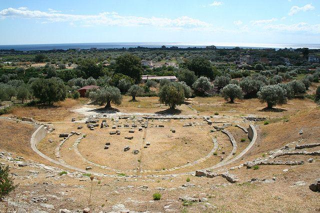 Calabria Grecanica: Gerace