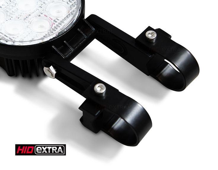 RAZIR LED Light Bar Mounting Brackets (PAIR)