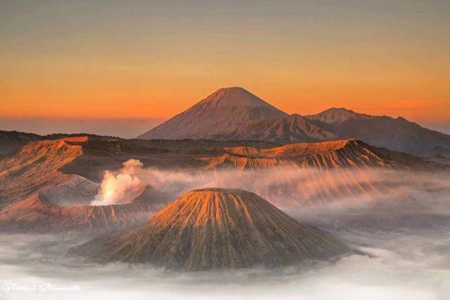 5 Sunrise Terindah Di Pulau Jawa