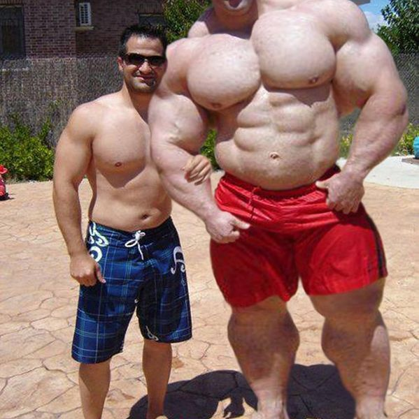 steroids vs natural yahoo
