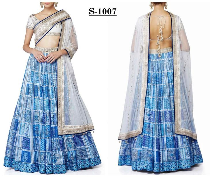buy saree online Sky Blue Colour Digital Printed Party Wear Lehenga Choli Buy Saree online - Buy Sarees online