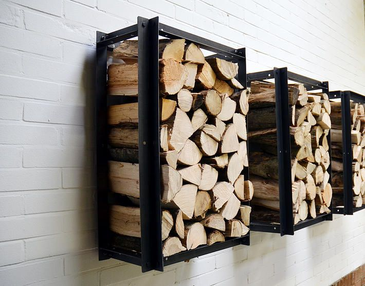 Daddy's Brand Fire Products Woodstack haardhout rek. HNSDGR