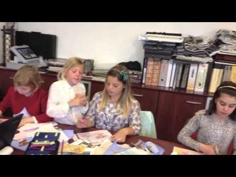 Kids focus grup la Rolldesign ! Asa am ales noi colectia de materiale pentru copiii !