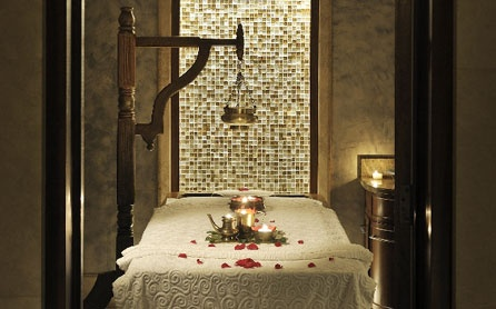The Atlantis Spa is spread over 2 floors with 27 treatments rooms offering every kind of treatment imaginable.