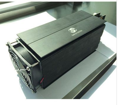IN-STOCK Gridseed Litecoin Miner 5.2MH Gridseed Blade G-Blade Asic Scrypt Miner Up to 6MH for Scrypt Mining