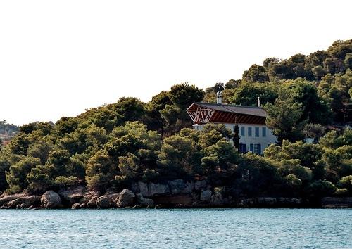 Porto Heli House, Greece, 2008 by rick_mn, via Flickr