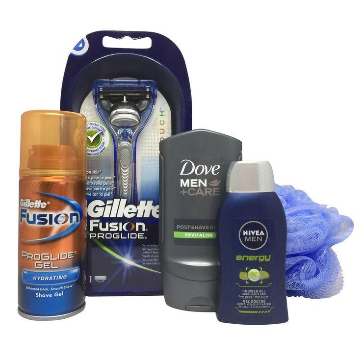Men's Shaving Kit - Travel size